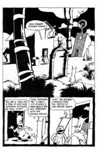 Solomon Fix comic page 5