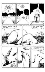 Solomon Fix comic page 9