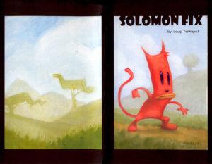 Solomon Fix comic by Doug TenNapel