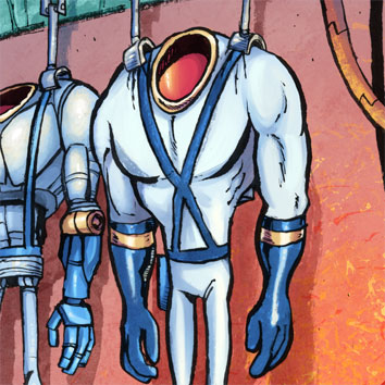 Earthworm Jim The Comic Book