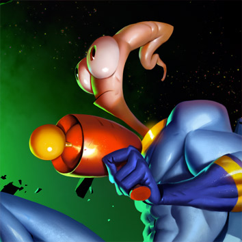 Earthworm Jim The Comic